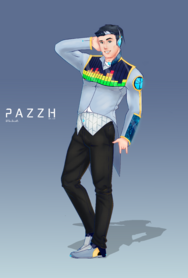Pazzh ver.2