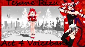 MMD And Utau Heart Beats Tesune Rizu Act 4 Voicebank Download
