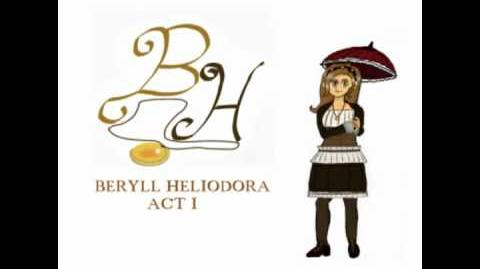 Berinrin/Beryll Heliodora and other projects
