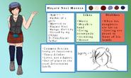 Hayate Nori Masara Offcial Reference