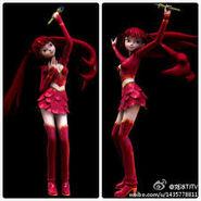 Zhi Zi concert model