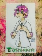Toshiaki commission by wormilini-d998526