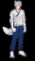 Bin Half Furry