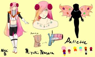 Miyuki Masara KIRE Official Reference