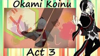 Utau Newcommer City Lights Okami Koinu Act 3 Voicebank Download