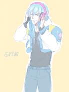 Fukao as Aoba
