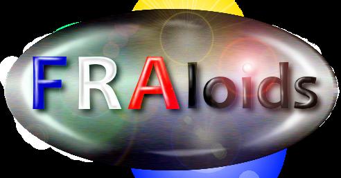 FRAloids new logo