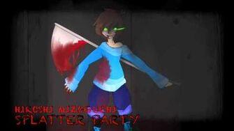 【Hiroshi Mizoguchi】「Splatter Party」【UTAU-Synth】