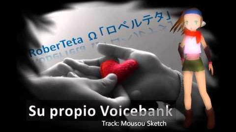 (utau New VB) Mousou Sketch (RoberTeta) Thanks 100 subs