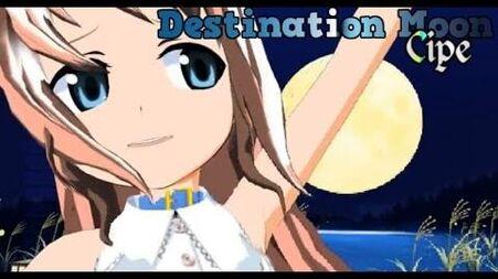Destination Moon-Cipe Laitselec