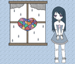 Stained Glass Heart - Crusher-P