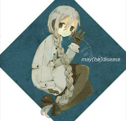 "Image of ""May(be)disease"""