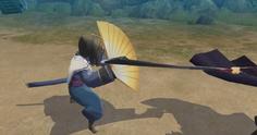 Haku vs Mikazuchi 1