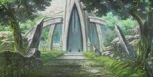 Onkamiyamukai Grand Temple