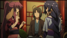 Utawarerumono- Istuwari no kamen episode 06