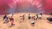First Akuruka battle 2