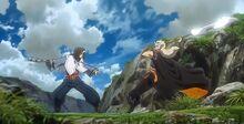 Haku vs Mikazuchi