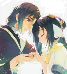 Haku and Kuon's Bond