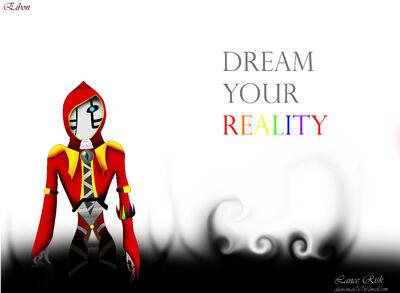 Eibon the dreamer