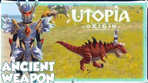 Video - T-Rex Pet Truffle Location How to Tame Utopia Origin