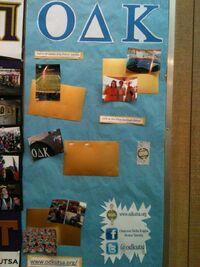 Omicron Delta Kappa Board