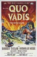 Poster - Quo Vadis (1951) 01