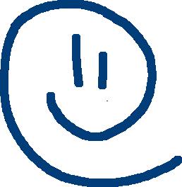 LES motif - UNICORN insignia