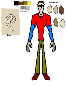 Basic human image