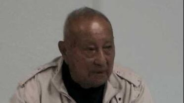 Texas City Disaster survivor Julio Luna Jr