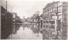 Flooded street pg 35 deep