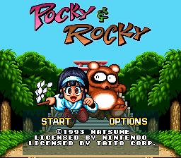 Pocky & Rocky (U) -!-000