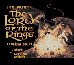 J.R.R. Tolkien's The Lord of the Rings - Volume One (USA)000