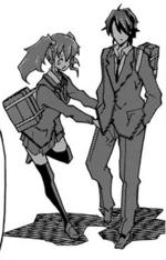 Kaori and boyfriend ch 25