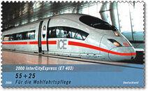 ICE stamp 2006
