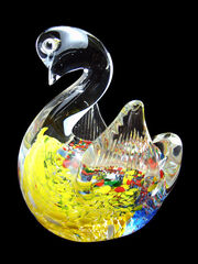 't Glasateljee - Swan of Glass
