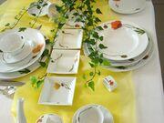 II - Tableware Mohn