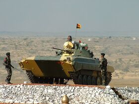 800px-Indian Army BMP-2