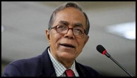 Bangladeshprezident