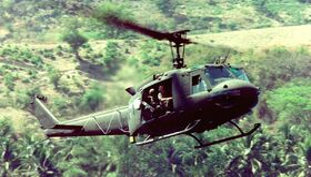 Bell UH-1 Iroquois Huey 3