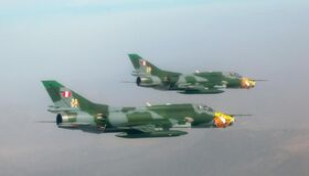 Su-22 Peru