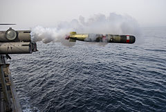 240px-USS Roosevelt (DDG-80) launches Mk 54 torpedo in April 2014
