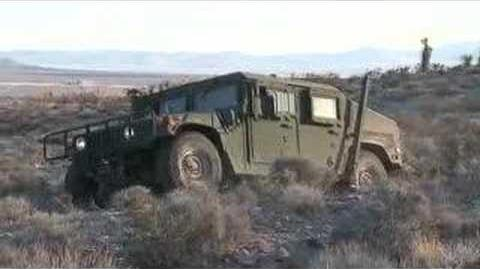 Newly released video of the Reliability Enhanced HMMWV