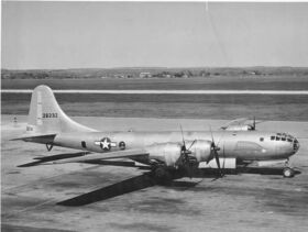 Boeing B-29 Superforteca