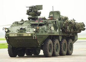 Army's Stryker combat vehicle 02