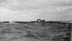 Okręt podwodny typu B