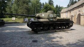IS-2 LWP