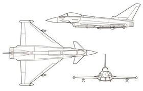 Eurofighter typhoon schem
