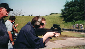 FN P90 4