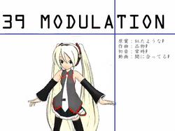 39 modulation