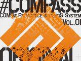 """「コンパス 戦闘摂理解析システム」 オリジナルサウンドトラック Vol.1 (""""Compass: Sentou Setsuri Kaiseki System"""" Original Soundtrack Vol.1) (album)"""